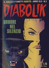 Cover Thumbnail for Diabolik (Astorina, 1962 series) #v42#3