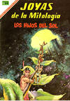 Cover for Joyas De La Mitología (Editorial Novaro, 1962 series) #64
