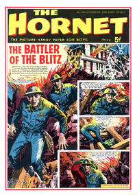 Cover Thumbnail for The Hornet (D.C. Thomson, 1963 series) #109