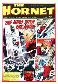 Cover Thumbnail for The Hornet (D.C. Thomson, 1963 series) #111