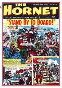 Cover Thumbnail for The Hornet (D.C. Thomson, 1963 series) #118