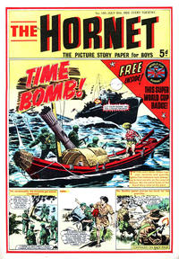 Cover Thumbnail for The Hornet (D.C. Thomson, 1963 series) #149