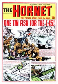 Cover Thumbnail for The Hornet (D.C. Thomson, 1963 series) #155
