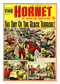 Cover Thumbnail for The Hornet (D.C. Thomson, 1963 series) #160
