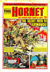 Cover Thumbnail for The Hornet (D.C. Thomson, 1963 series) #173