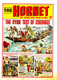 Cover Thumbnail for The Hornet (D.C. Thomson, 1963 series) #184