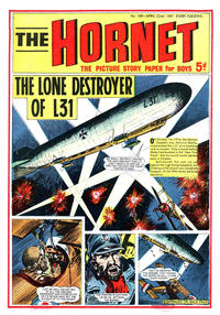 Cover Thumbnail for The Hornet (D.C. Thomson, 1963 series) #189