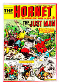Cover Thumbnail for The Hornet (D.C. Thomson, 1963 series) #207