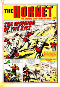 Cover Thumbnail for The Hornet (D.C. Thomson, 1963 series) #239