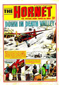 Cover Thumbnail for The Hornet (D.C. Thomson, 1963 series) #243
