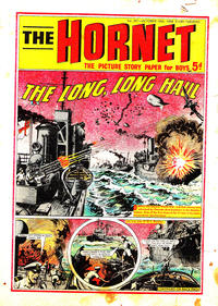 Cover Thumbnail for The Hornet (D.C. Thomson, 1963 series) #267