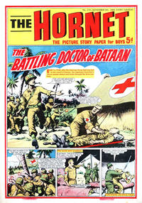 Cover Thumbnail for The Hornet (D.C. Thomson, 1963 series) #270