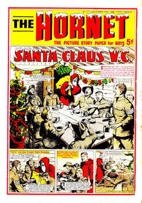 Cover Thumbnail for The Hornet (D.C. Thomson, 1963 series) #277