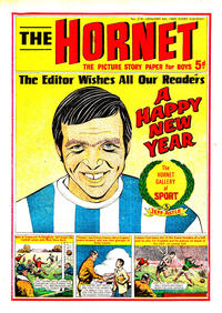 Cover Thumbnail for The Hornet (D.C. Thomson, 1963 series) #278