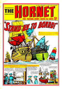 Cover Thumbnail for The Hornet (D.C. Thomson, 1963 series) #282