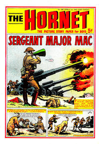 Cover Thumbnail for The Hornet (D.C. Thomson, 1963 series) #286