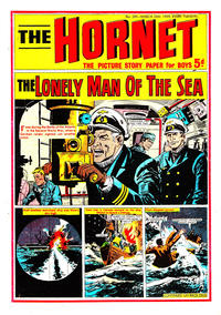 Cover Thumbnail for The Hornet (D.C. Thomson, 1963 series) #290
