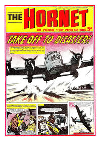 Cover Thumbnail for The Hornet (D.C. Thomson, 1963 series) #308