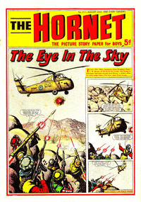 Cover Thumbnail for The Hornet (D.C. Thomson, 1963 series) #311