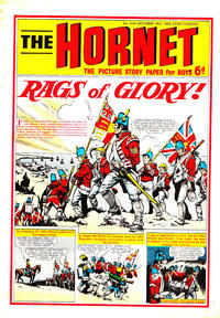 Cover Thumbnail for The Hornet (D.C. Thomson, 1963 series) #319