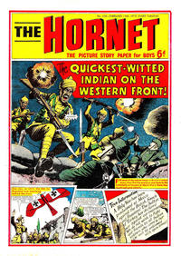 Cover Thumbnail for The Hornet (D.C. Thomson, 1963 series) #336