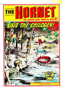 Cover Thumbnail for The Hornet (D.C. Thomson, 1963 series) #385