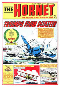 Cover Thumbnail for The Hornet (D.C. Thomson, 1963 series) #390