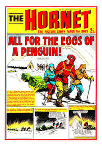 Cover Thumbnail for The Hornet (D.C. Thomson, 1963 series) #393