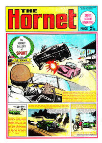 Cover Thumbnail for The Hornet (D.C. Thomson, 1963 series) #412