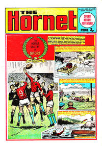 Cover Thumbnail for The Hornet (D.C. Thomson, 1963 series) #432