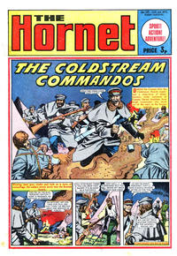 Cover Thumbnail for The Hornet (D.C. Thomson, 1963 series) #435