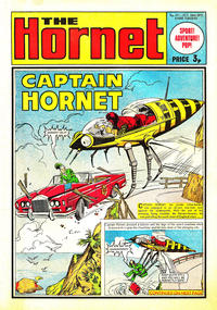 Cover Thumbnail for The Hornet (D.C. Thomson, 1963 series) #477