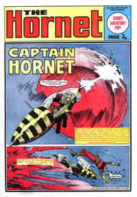 Cover Thumbnail for The Hornet (D.C. Thomson, 1963 series) #479