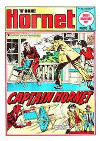 Cover Thumbnail for The Hornet (D.C. Thomson, 1963 series) #492