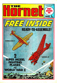 Cover Thumbnail for The Hornet (D.C. Thomson, 1963 series) #529