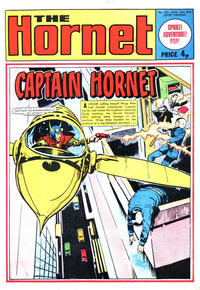 Cover Thumbnail for The Hornet (D.C. Thomson, 1963 series) #582