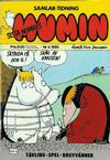 Cover for Mumin (Atlantic Förlags AB, 1983 series) #4/1985
