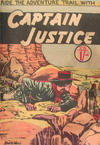 Cover for Captain Justice (Calvert, 1954 series) #16