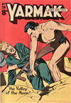 Cover for Yarmak Jungle King Comic (Young's Merchandising Company, 1949 series) #28