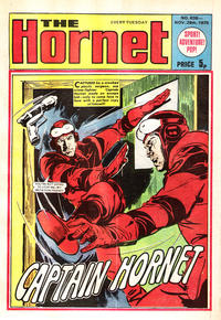 Cover Thumbnail for The Hornet (D.C. Thomson, 1963 series) #638