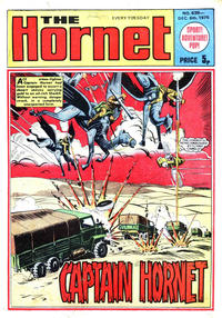 Cover Thumbnail for The Hornet (D.C. Thomson, 1963 series) #639