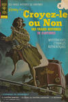 Cover for Ripley's Croyez-le ou Non (Western, 1972 series) #32