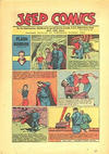 Cover for Jeep Comics (United States Army, 1945 series) #18