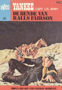 Cover Thumbnail for Lasso (Nooit Gedacht [Nooitgedacht], 1963 series) #423
