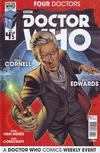 Cover for Doctor Who Event 2015: The Four Doctors (Titan, 2015 series) #4