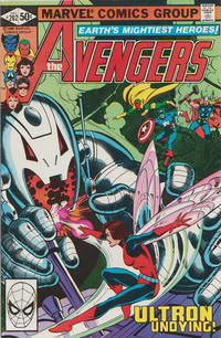 Cover Thumbnail for The Avengers (Marvel, 1963 series) #202 [Direct Edition]
