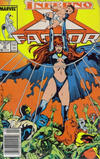 Cover Thumbnail for X-Factor (1986 series) #37 [Newsstand Edition]