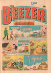 Cover for The Beezer (D.C. Thomson, 1956 series) #1424
