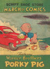 Cover for March of Comics (Western, 1946 series) #42 [Schiff Shoe Store Variant]