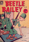 Cover for Beetle Bailey (Yaffa / Page, 1963 series) #21